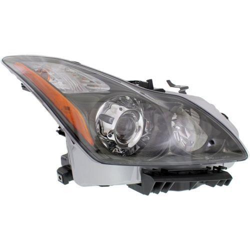 2011-2013 Infiniti G37/ Q60 2014 Head Light RH, Assembly, Hid, With Hid Kit
