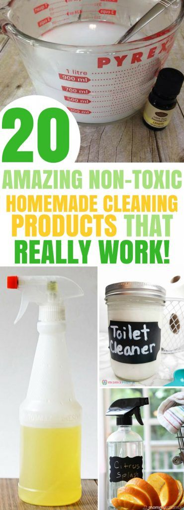 These are the best DIY Natural Non-Toxic Homemade Cleaning Products I have tried! Find 20 fabulous cleaning recipes using vinegar, essential oils that are for all purpose and will leave your home spotless. I have tried most of these and they really work!