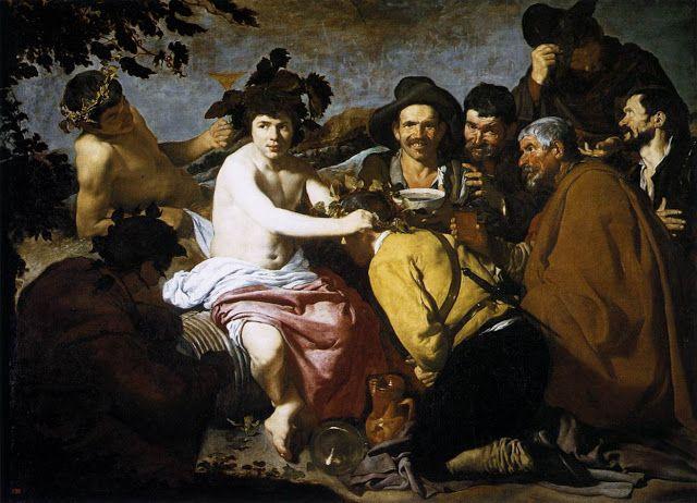 Ο θρίαμβος του Βάκχου(1628-29)