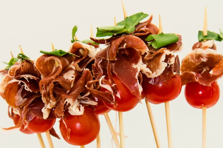 lolly's tomaat, serrano, basilicum