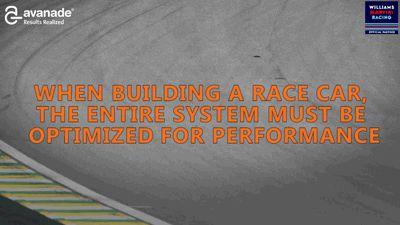 cars digital technology f1 microsoft engineering track formula1 racecar avanade via diggita