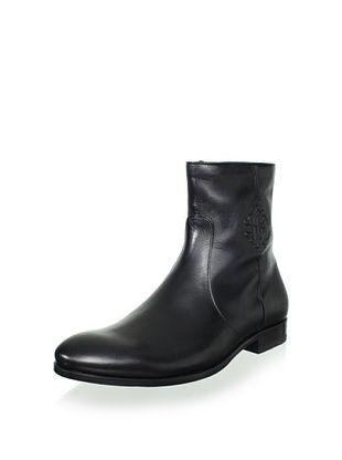 Roberto Cavalli Men's Mid-Shaft Boot