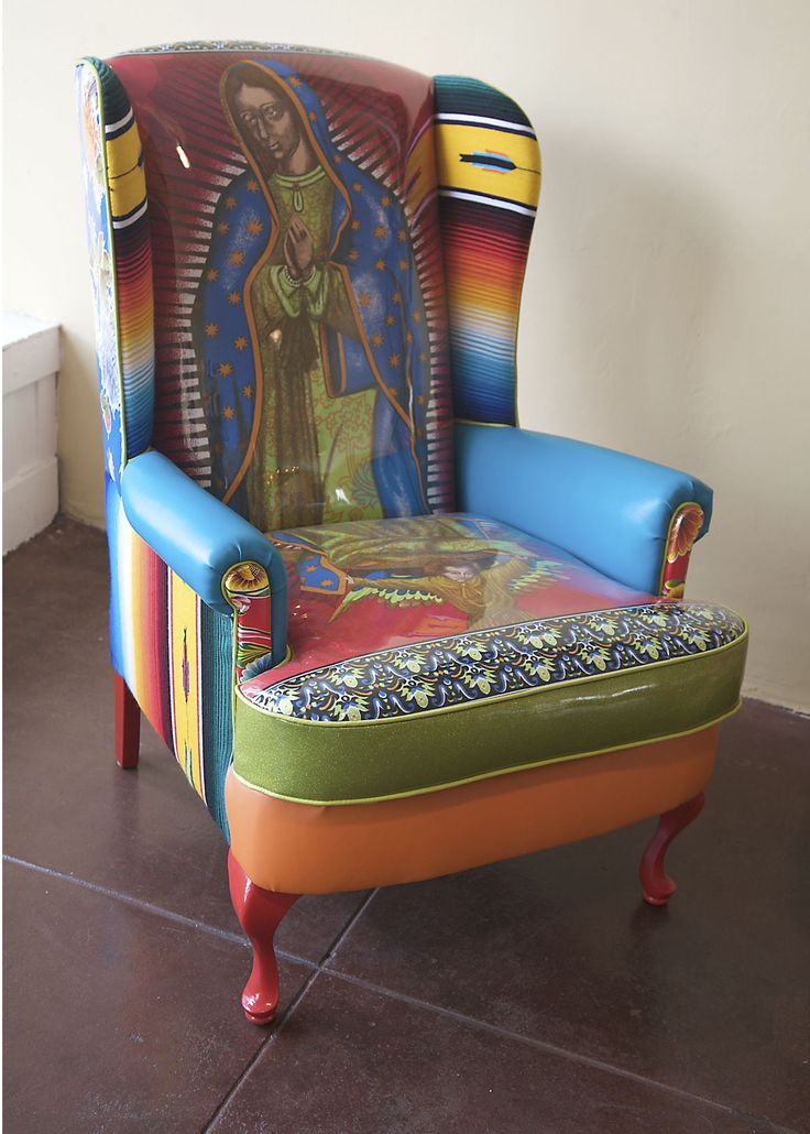 Best 25 Mexican Chairs Ideas On Pinterest Decorated