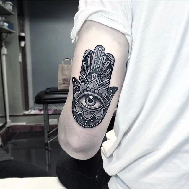 Trash Polka Disenos Tattoo Pierna Fatima Hand Tattoo Hamsa Hand Tattoo Hand Tattoos
