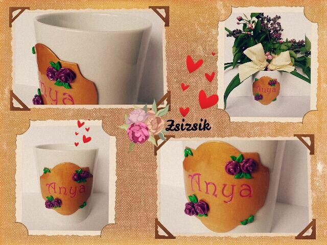 Porcelán váza #mothersday
