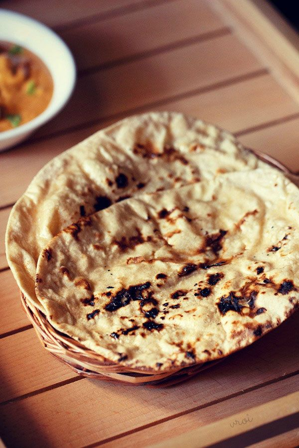 tandoori rotis recipe - easy methods to make tandoori rotis on stove top and on tawa/griddle.