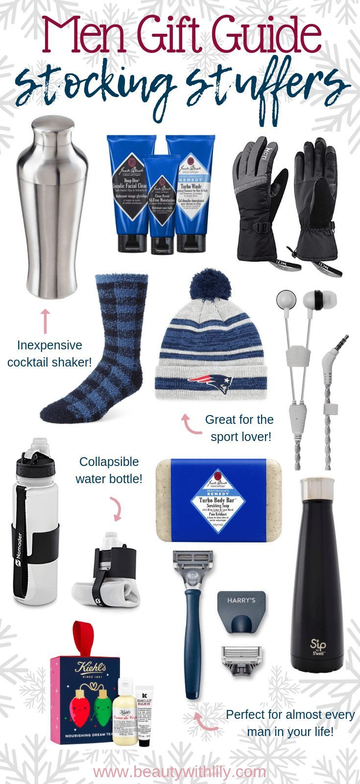 Gift Guide For Men The Ultimate Holiday Gift Guide Pinterest