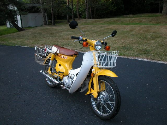 Looking for these side baskets and front basket