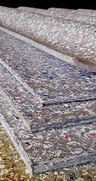 Madera Plastica Tableros de Madera Plastica Fabricacion de Madera Plastica Tableros de plasticos reciclados Elaboracion de Madera Plastica