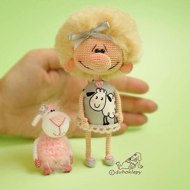 Екатерина Клепукова @duboklepy Девчуля и овечка...Instagram photo | Websta (Webstagram)