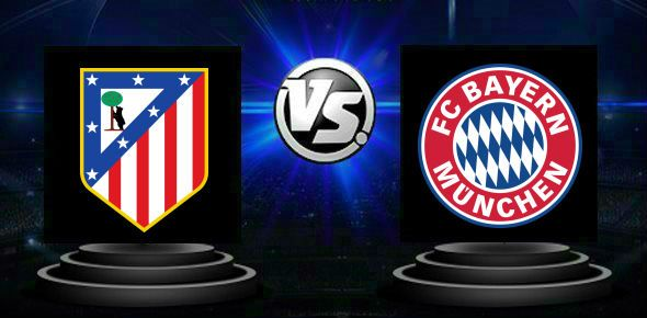 Atletico Madrid vs Bayern Munich -  Pariuri Liga Campionilor - 27 Aprilie 2016