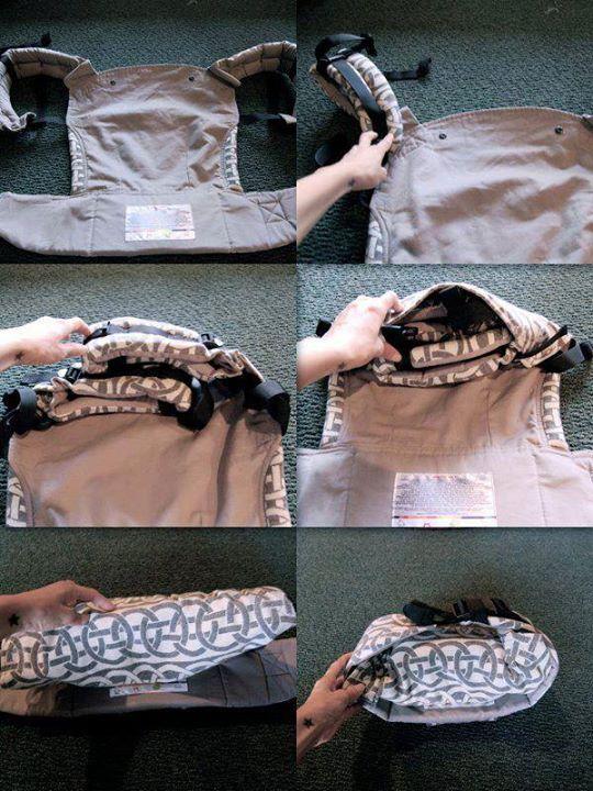 fold up Tula @Kelly Teske Goldsworthy Teske Goldsworthy {embellished}