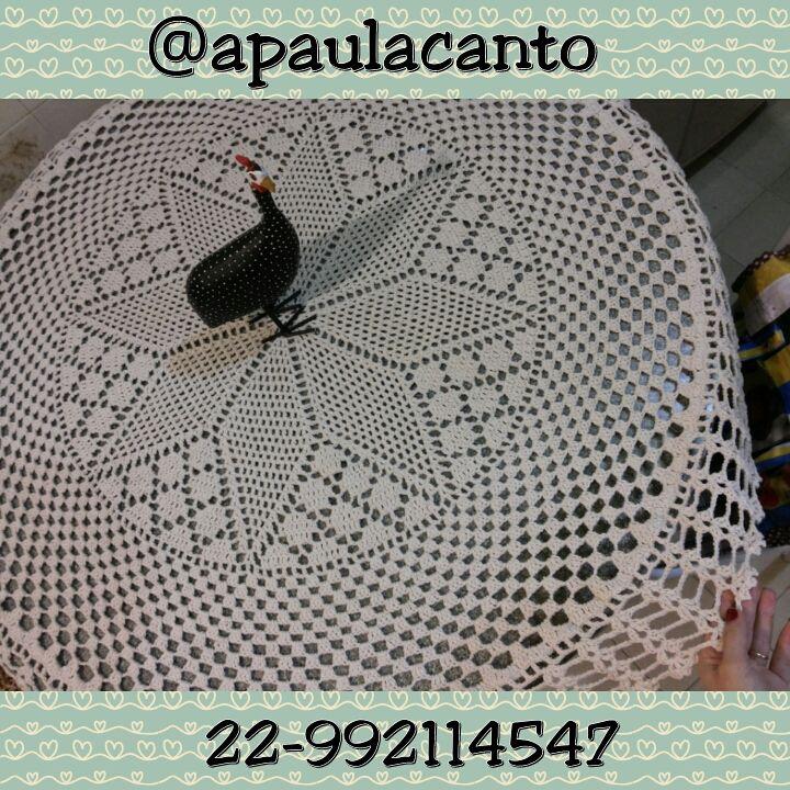 1000 ideias sobre Toalha De Mesa Redonda no Pinterest | Toalhas De ...