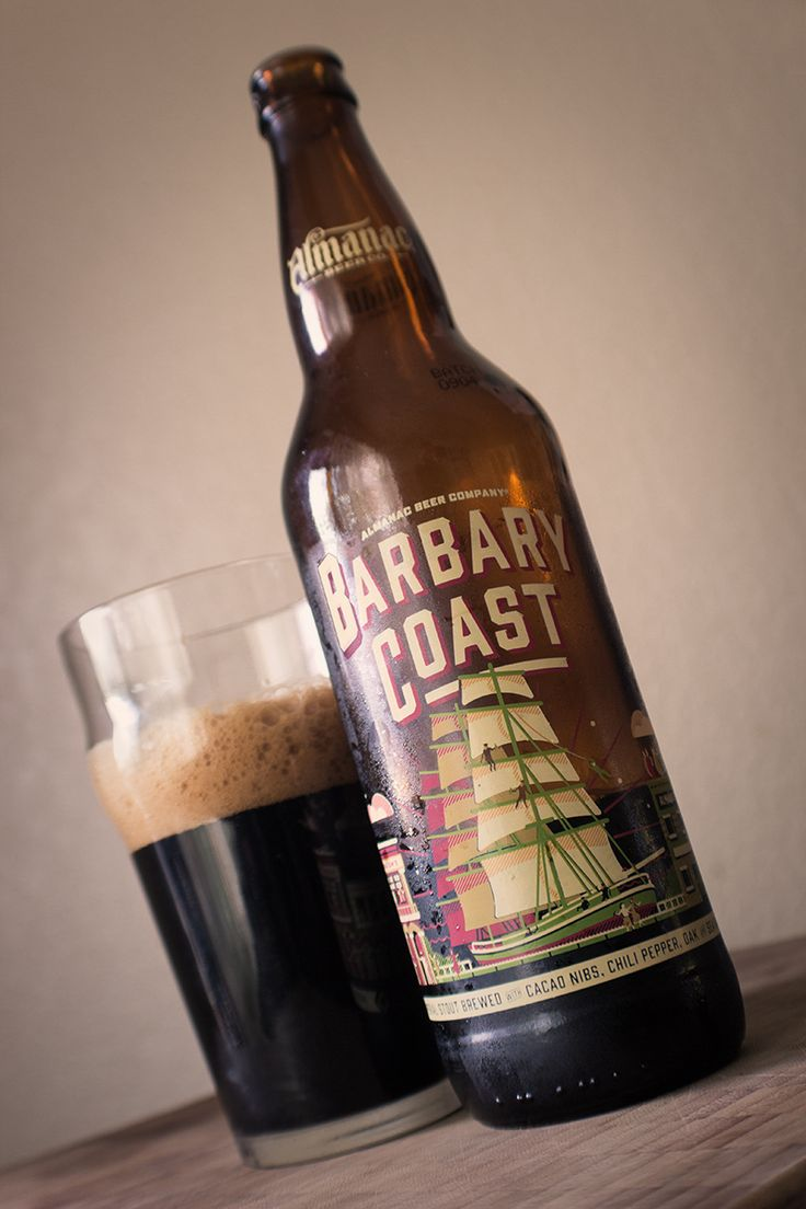 Beer Review: Almanac Brewing Company – Barbary Coast Imperial Stout | BevMo! Thirsty Times
