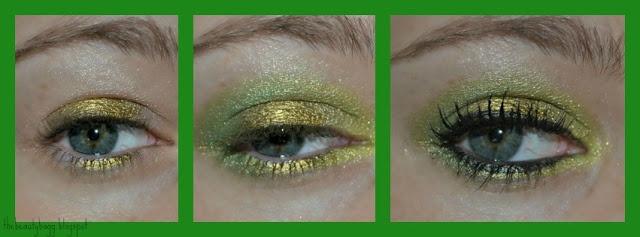 The Beauty Bag: St. Patrick's Day Make-up