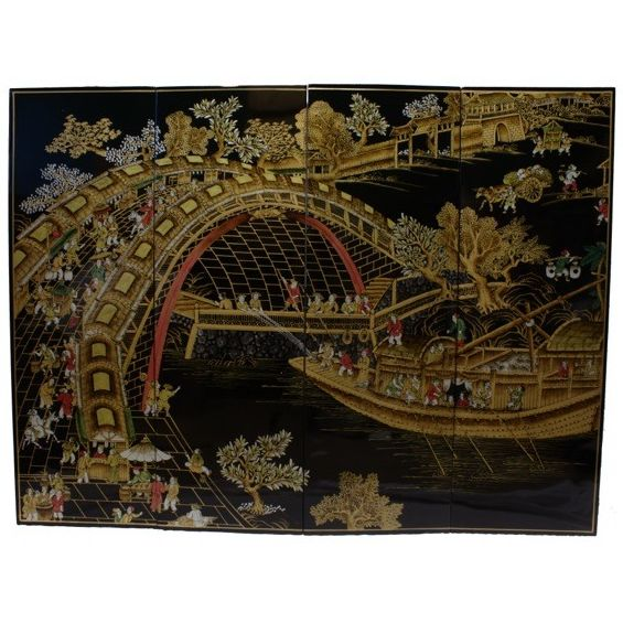 Oriental Wall Art 12 best oriental wall art and decoration images on pinterest