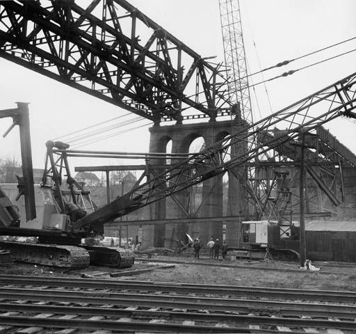 Harvard-Denison Bridge :: Cuyahoga County Engineers Collection