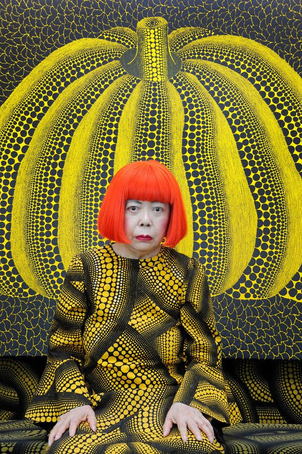 Yayoi Kusama to Open Her Own Museum in Tokyo - NYTimes.com