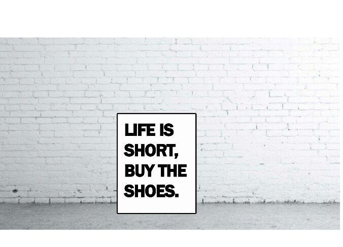 Go for it!! #anneristevskidesigns #printshop #etsy #etsyfinds #etsyshop #art #artprints #printableart #artwork #modern #shoes #digitalart #digitalprints #designer #artist #designs #homedecor #walldecor #wallart #printablewallart
