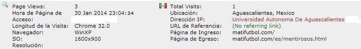 Universidad Autónoma de Aguascalientes. Aguascalientes, Mexico.  http://www.uaa.mx/