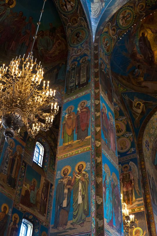 Ghosts of Imperial Russia