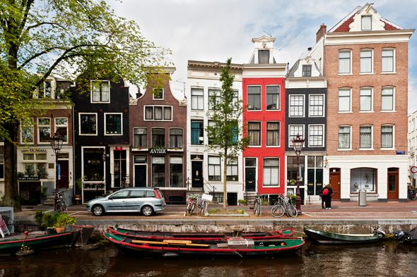 Exploring Amsterdam's 'Nine Streets' - The city's nine little streets are big on personality and adorable shops and eateries.