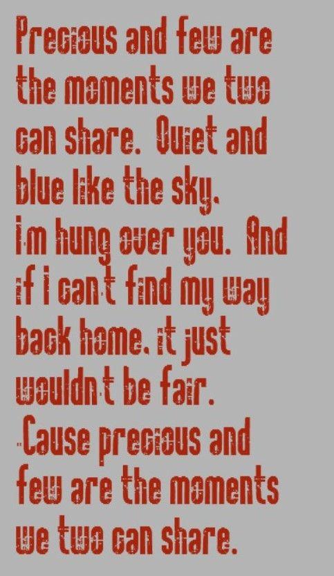 50s lyrics