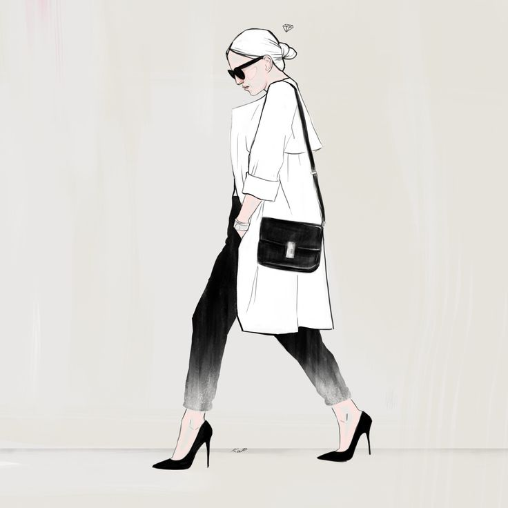 Fashion Illustration #fashion #illusration