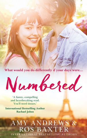 Review: Numbered by Amy Andrews & Ros Baxter | book'd out