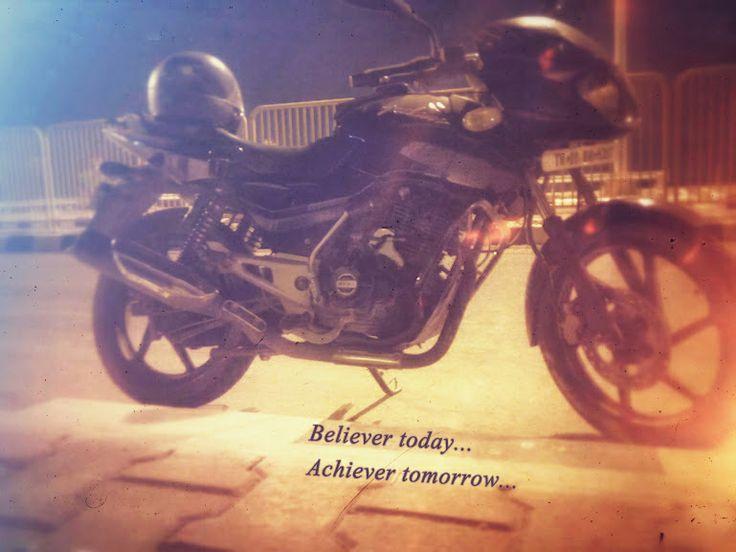 Believer today… Achiever tomorrow...  -Vignesh Sekar