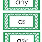 Dolch First Grade Sight Words Flash Cards - simply color coded to assist students learn how to sound out, as well as read. Print out, laminate and ...