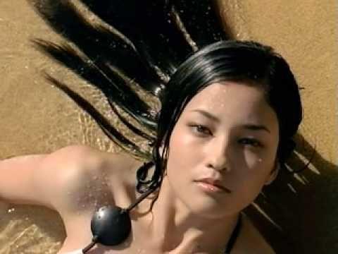 Shiseido tsubaki shampoo 黒木メイサ 相沢紗世 吹石一恵 森泉 荒川靜香 ...