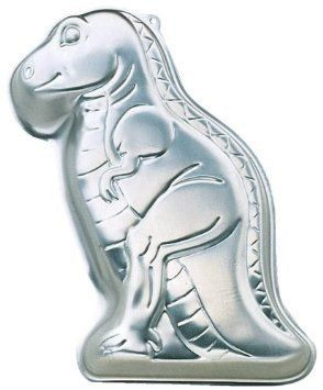 Wilton Partysauris Dinosaur Cake Pan 21051280 ** You can get additional details at the image link.