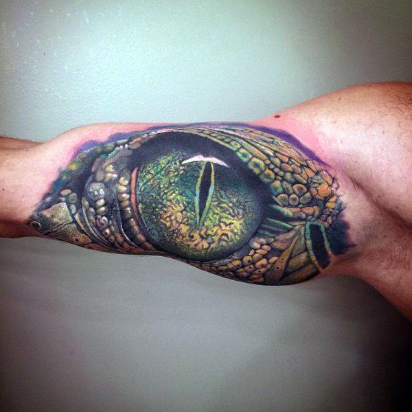 100 Lizard Tattoos For Men