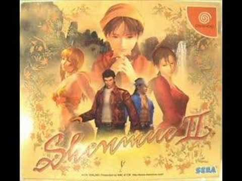 Shenmue 2 music - Dou Niu Rooftop Battle - YouTube