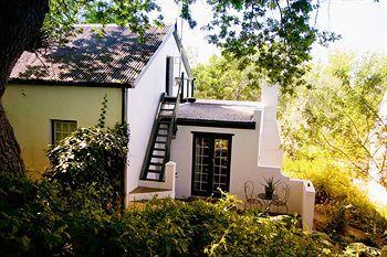 Layout design idea (Cottage in Swellendam)