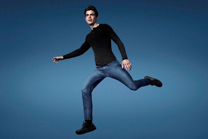 ユニクロの新ジーンズコレクション「RE-JEAN」- ウエスト引き締め効果のあるジーンズ新登場の写真4