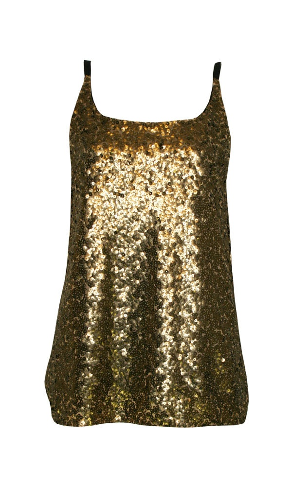 Sequins Top by netta by nomi