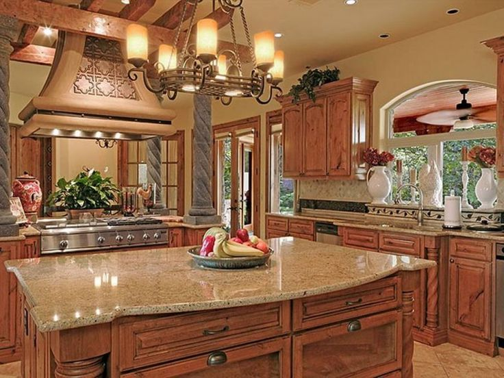 decorating ideas for brown kitchen | Tuscan Kitchen Decor | Kitchen Decor  Design Ideas