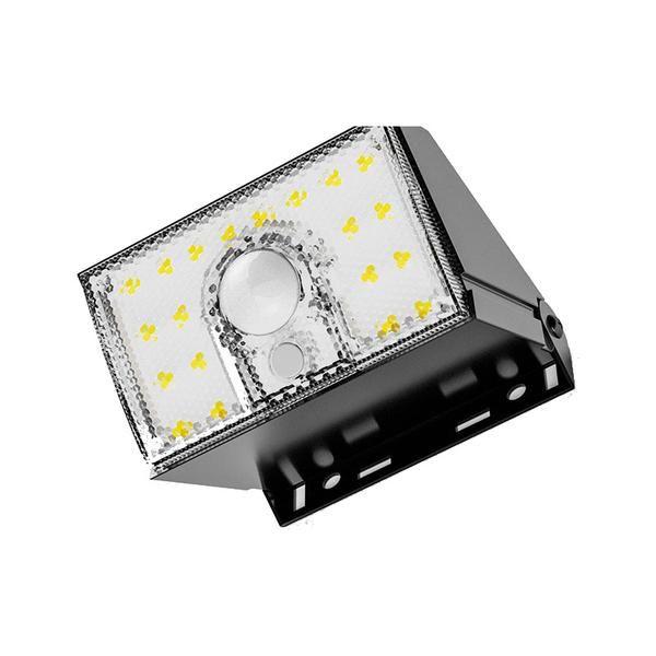 1000 Lumen Mini Led Solar Flood Light Motion Sensor Only 3 In 2020 Solar Led Lights Solar Led Solar Security Light