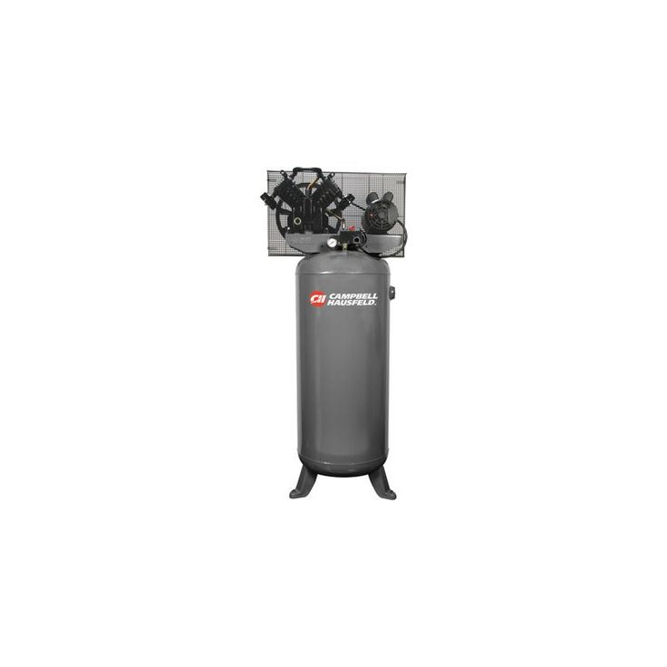 Campbell Hausfeld CE4104 230V 5HP Air Compressor with 80 Gallon Vertical Tank Air Compressors Stationary Electric