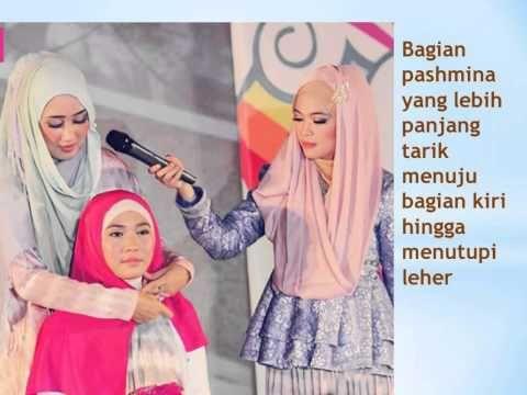 Cara Memakai Jilbab Pashmina Sifon ala Dian Pelangi