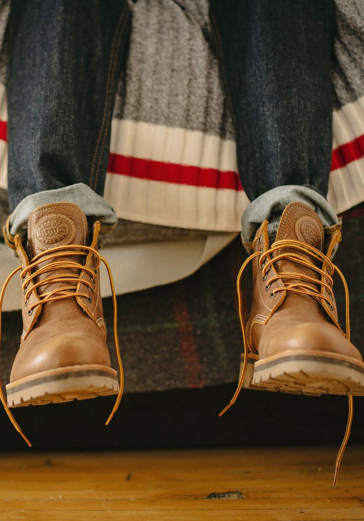 Our classic Tuffer Boot in Vintage Tribe leather.