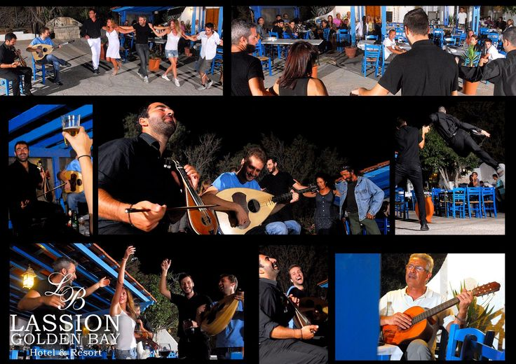 Traditional Cretan Night in Lassion Golden Bay - #Hotel and Resort in #Sitia #Crete  Add #Coloure To Your World! #Σητεία #Κρήτη www.lgb.gr