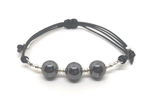 Bracelet in silver and hematite Nauta https://www.amazon.co.uk/dp/B01MY13YM6/ref=cm_sw_r_pi_dp_x_39tNAbCHYDW4S