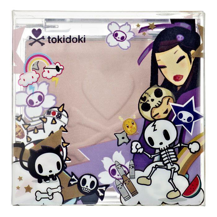 tokidoki branding and fashion/make-up