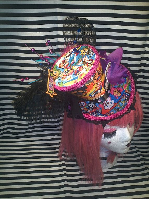 Furry Kitty Cheshire Cat Ear Hat