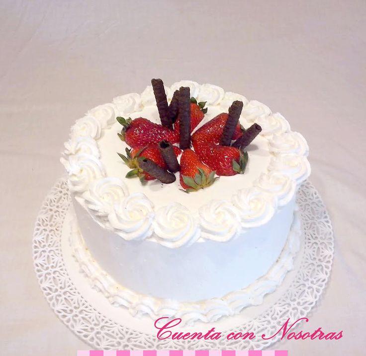 Torta Crema Crema Cake