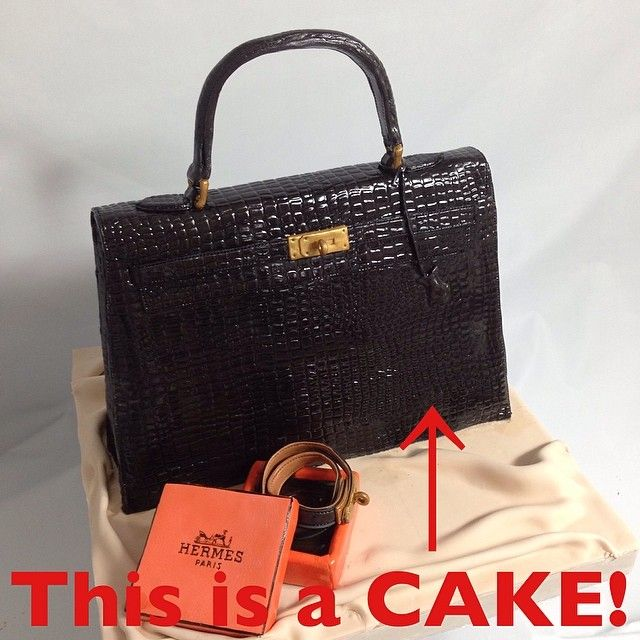 エルメスのケリーバッグケーキ🎂 35の実物と同じ大きさ♥️ #hermes #ケリーバッグ #ケリー#エルメス #ケーキ #誕生日 #fondantcake #detailobsessed #mcakesjapan #bagcake #bag #birthdaycake