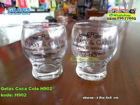 Gelas Coca Cola H902 SMS CENTER 0857 2963 7569 EMAIL info@dani-craft.com WA / TELP 0896 5070 8044 BBM 5B 367 E9A #gelas #gelasmurah #gelasunik #gelasgrosir #grosirgelasmurah #souvenirgelassablonmurah #souvenirgelassablon #jualgelasmurahgrosir #souvenirbahanbeling #souvenirpernikahangelassablon  #gelasMurah #gelasBelimbing #GelasCoca #DistributorCoca #ContohUndangan